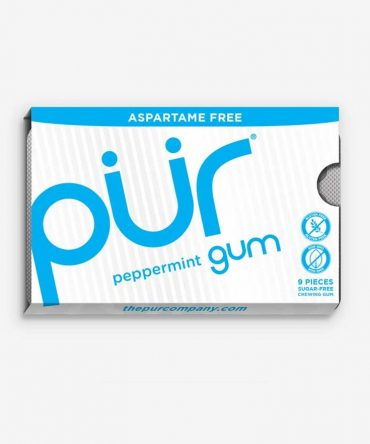 PUR Chewing Gum Peppermint