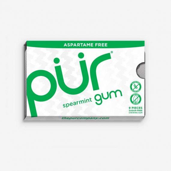 PUR Chewing Gum Spearmint