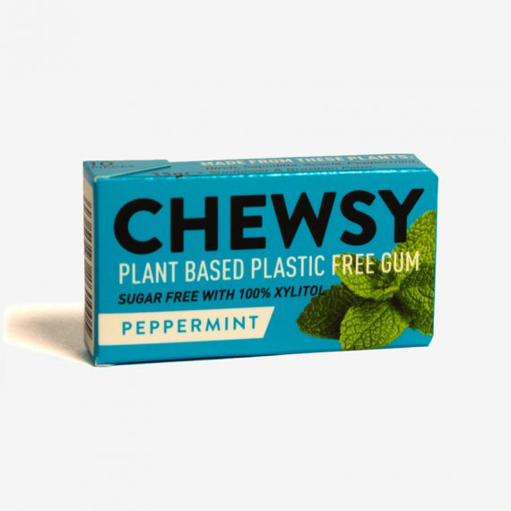 chewsy Chewing gum peppermint