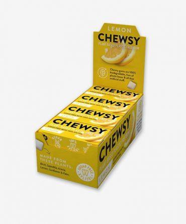 Chewsy Lemon Gum Volume Box