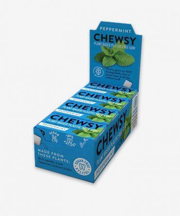 Chewsy Gum Peppermint Volume Box