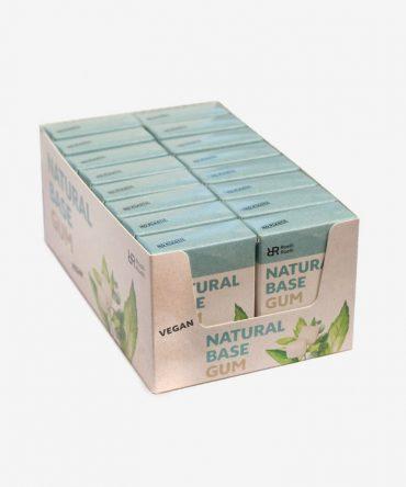 Roelli Roelli Natural Chewing Gum Mint Eucalyptus Mega Box