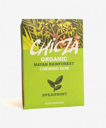 Chicza Natural Chewing Gum Spearmint