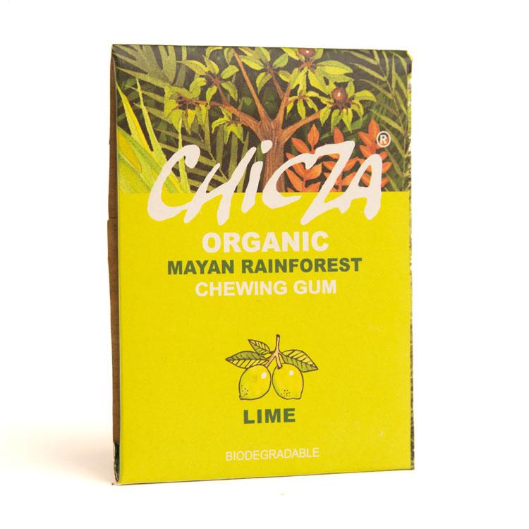 Chicza natuurlijke kauwgom