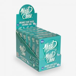 mast chew plant based chewing gum