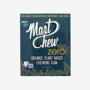 mast chew zero chewin gum