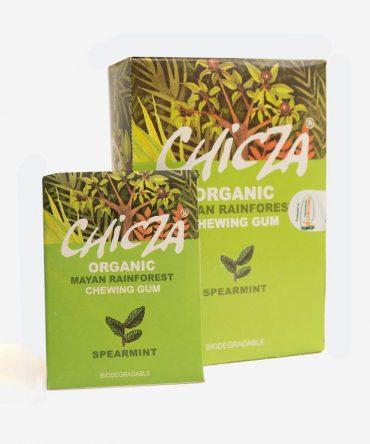 Chicza Natural Chewing Gum Spearmint Mega Box