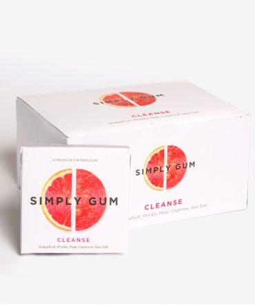 Simply Gum Cleanse Chewing Gum Mega Box