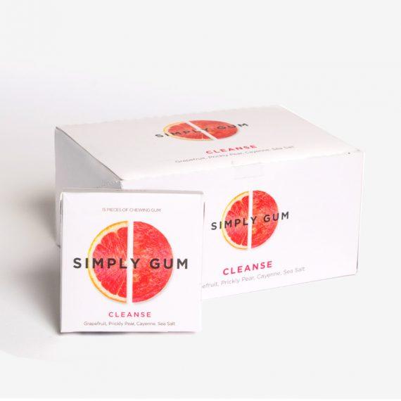 Simply Gum Box Cleanse