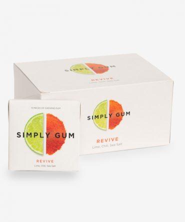 Simply Gum Revive Kauwgom Mega Box