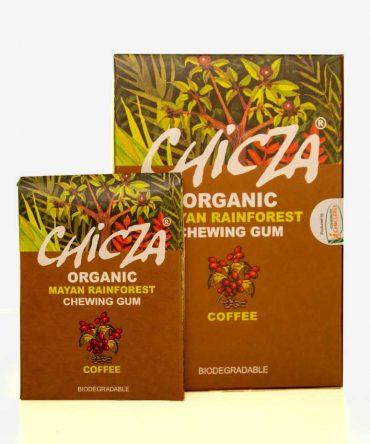 Chicza Kauwgom Coffee Mega Box