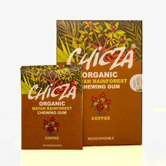 Chicza Natuurlijke Kauwgom Koffie