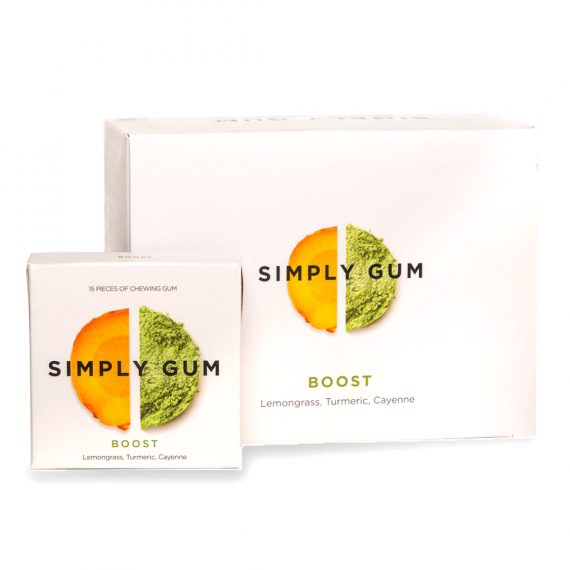 Simply Gum Chewing Gum Boost